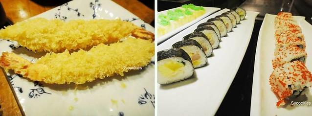 11.japanese sushi