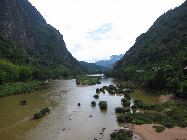 River View in Laos by CC user fabulousfabs on Flickr