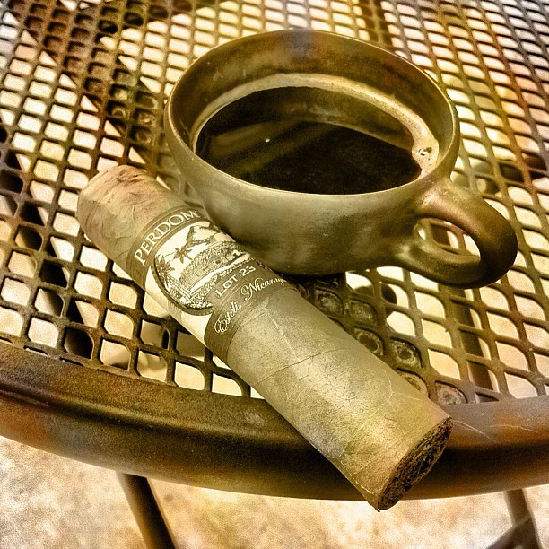 espresso and Perdomo