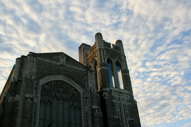 1st Congregational Church Montclair NJ