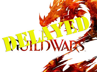 guild wars 2 delayed