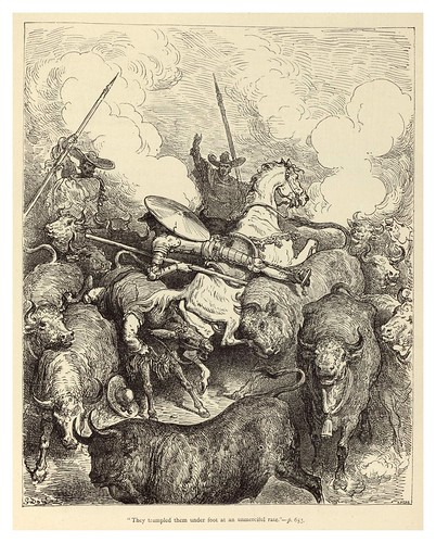 014-The History of Don Quixote-1864-1867-Gustave Doré- Texas A&M University Cushing Memorial Library