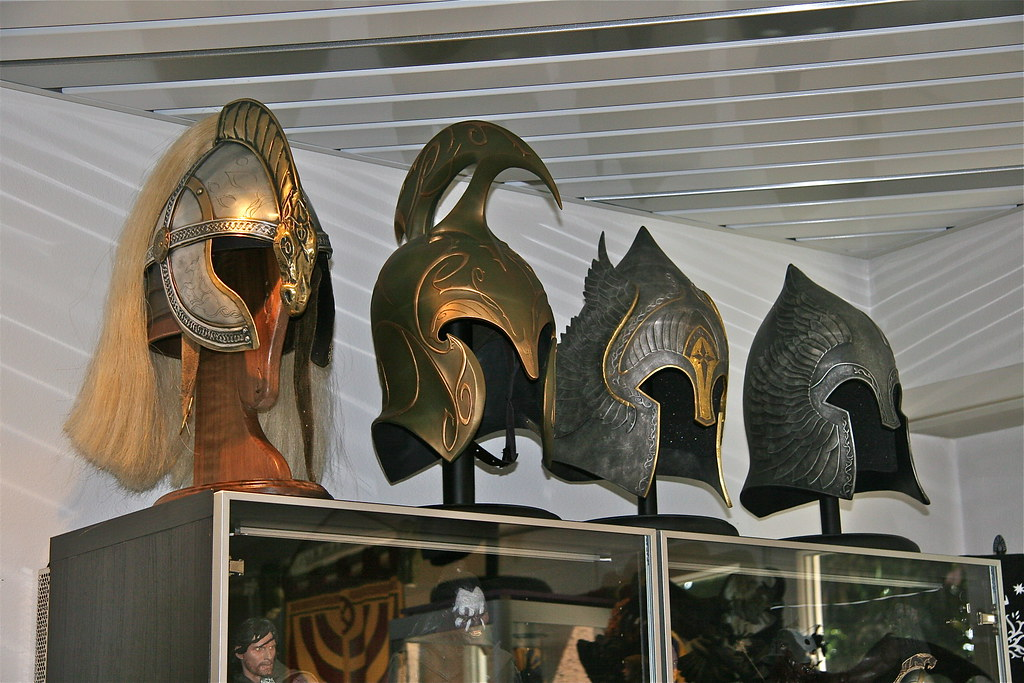 [Coleção] Lord Of The Rings  7266736340_cda78481d8_b