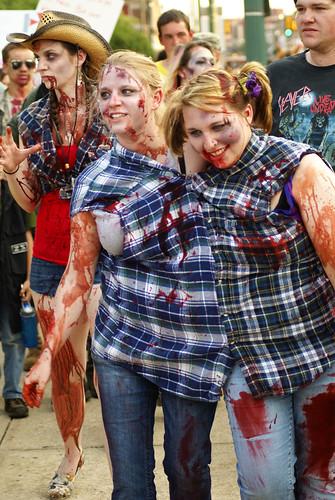 siamese twin zombie