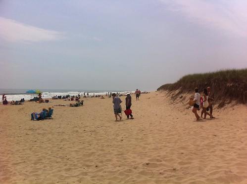 Beach in East Hampton