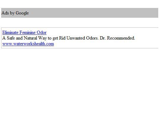 googleodors