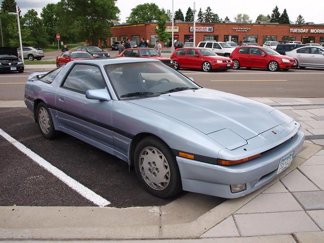 1988 Toyota Supra 2