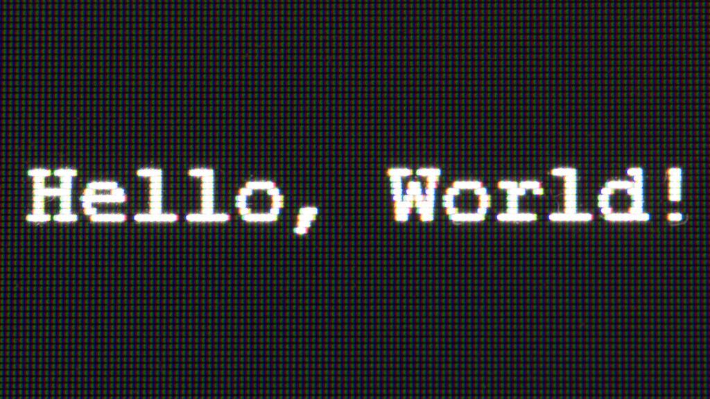 [153/366] Hello, World!