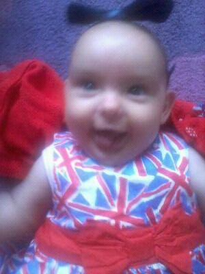 , Thursday:  Isabelle's First Jubilee Party
