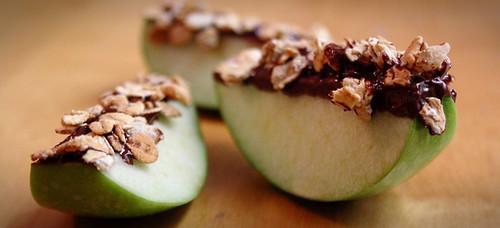 Apple Granola Goodness