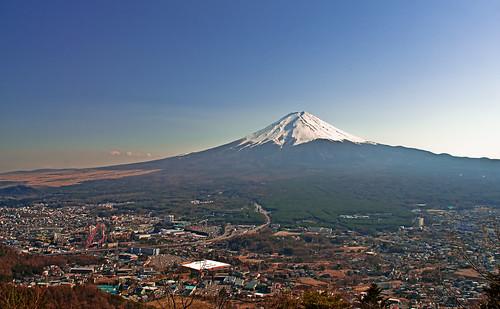 Fuji Landscape