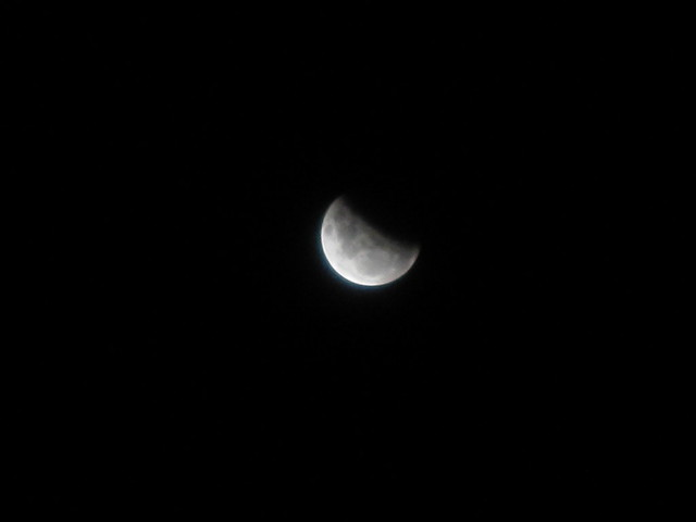 Lunar Eclipse 2012-06-04