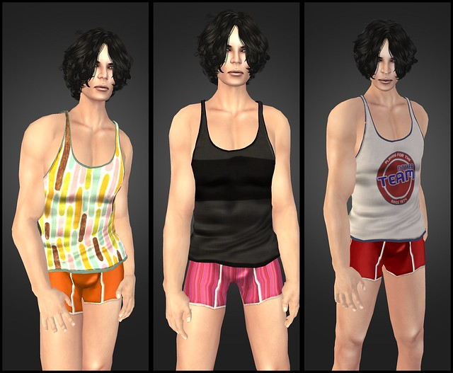 A:S:S - Lazyday2 undies - mix and match with the June tanks