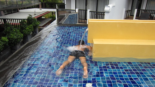 Koh Samui Kandaburi Resort hillside pool サムイ島カンダブリリゾート