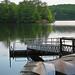 6-6-2012 canopus lake boat ramp dusk paint2