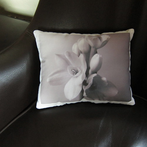 Iron Craft Challenge #12 - Photo Pillow