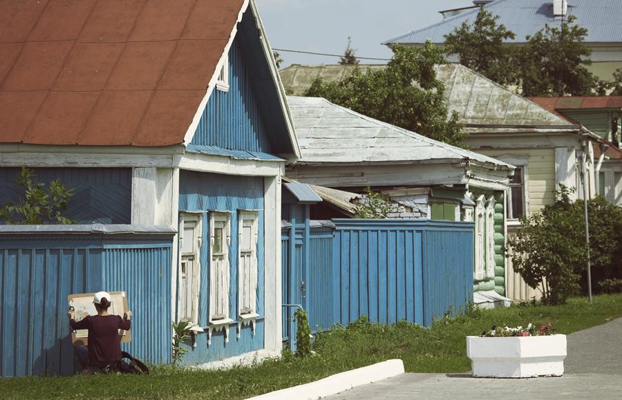 Kolomna Moscow area