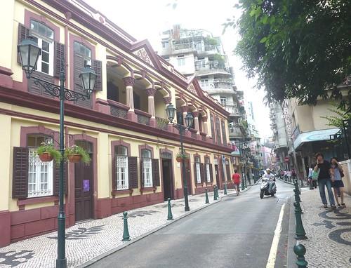 C-Macao - Vieille Ville-Ruelles et Parcs (4)
