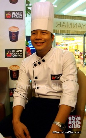 Black Canyon Executive Chef Rasri Athaboh