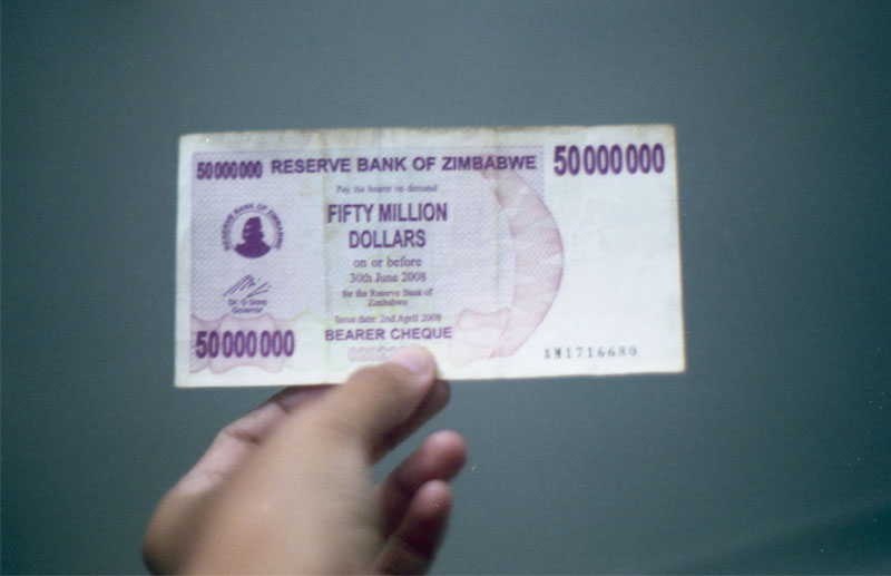 Fifty Million Dollars