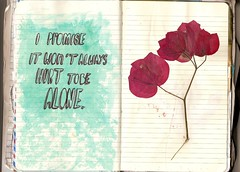 There are worse things than being alone