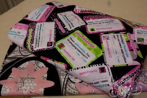 Fabrics - June 2012