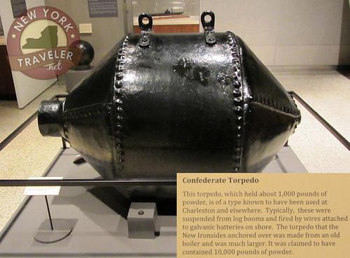Confederate Torpedo