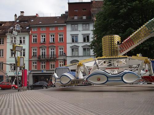 Ein UFO in Winterthur