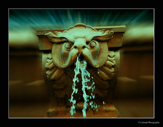 Demon Water Fountain