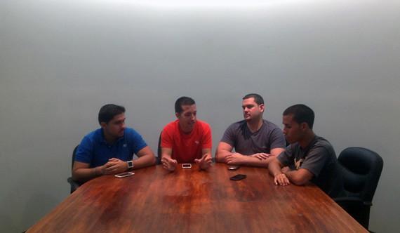 Google I/O 2012 - Vídeo con QiiBO, Esmandau y Dgtallika