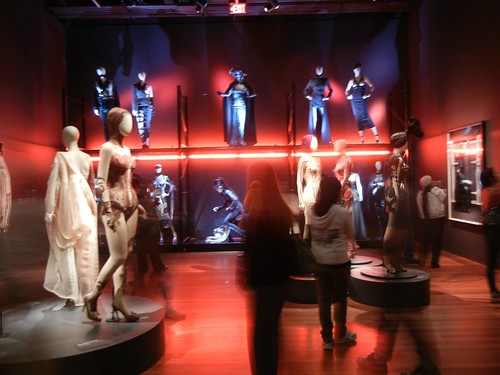 Gaultier Exhibit at the DeYoung