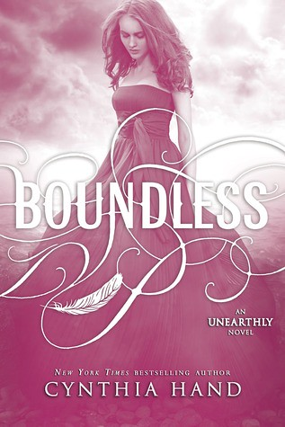 January 22nd 2013 by HarperTeen           Boundless (Unearthly #3) by Cynthia Hand