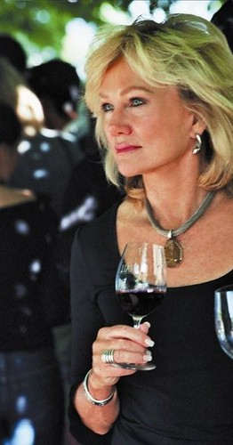Kathryn Walt Hall of HALL Wines