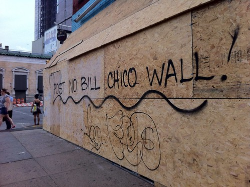 Chico Wall