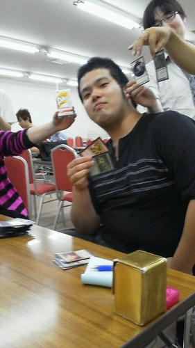 LMC Chiba 421st Champion : Hagiwara Noriyuki