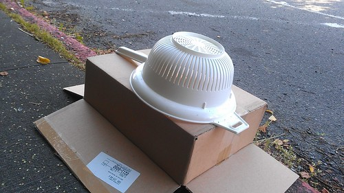 Need to strain some noodles? A hat for your safari? by christopher575