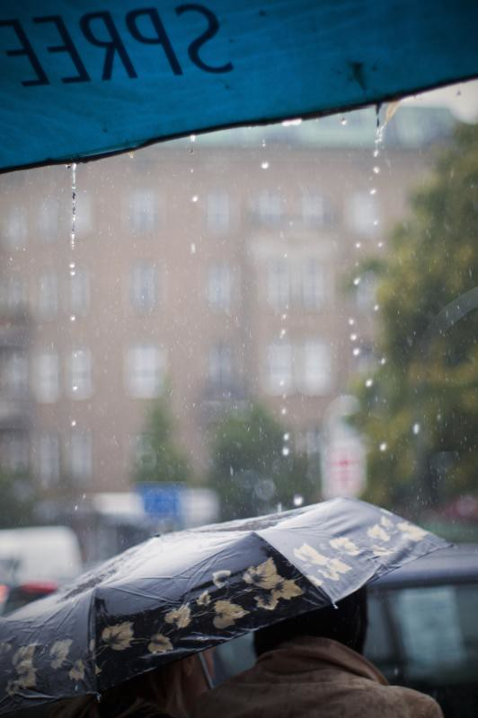 Carolin Weinkopf, Photography, Berlin, Rain
