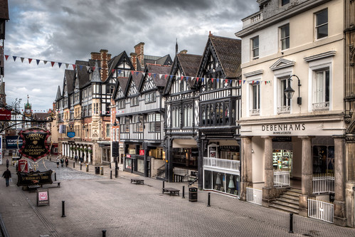 Eastgate Street 2012 by Mark Carline