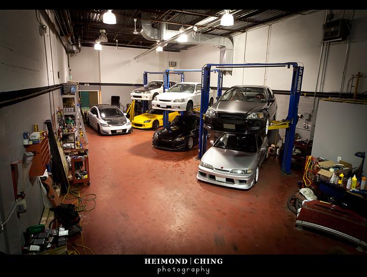 Jdm garage jdm ek9 honda civic type r forum for Garage honda montlhery