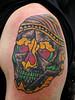 josh leahy tattoo brisbane australia