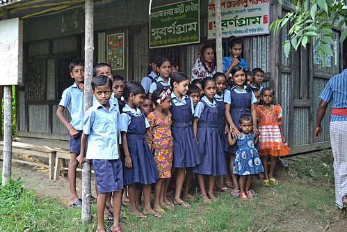 Subornogram School, Mayadip Island