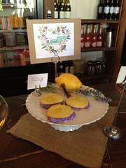 My Lemon Lavender Whoopie Pies