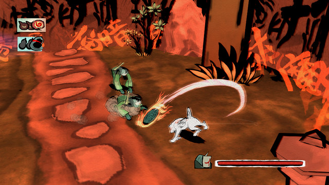 More Hi-Res Okami HD Screenshots