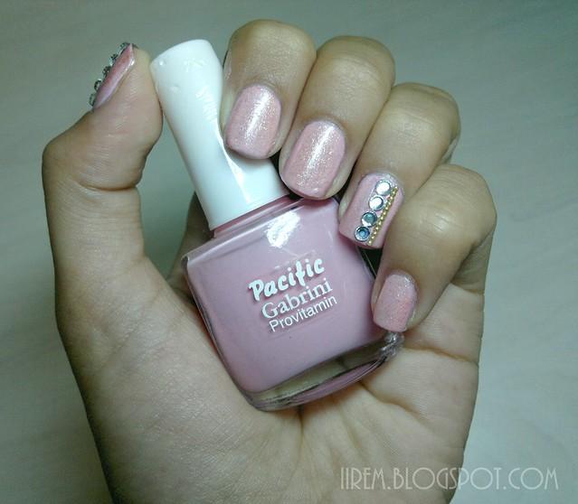 Pretty Pink Manicure (5)