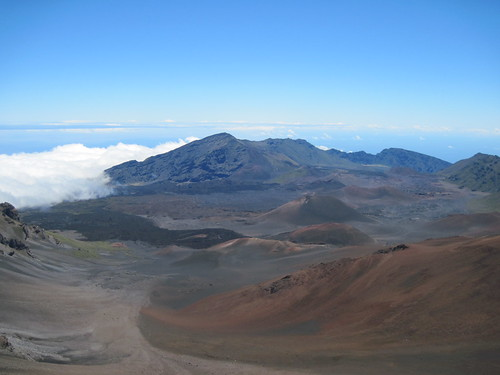 Mt. Haleakala crater by Southworth Sailor