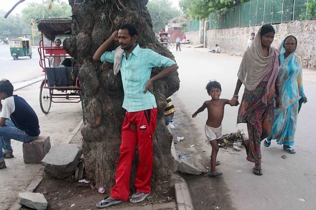 Mission Delhi - Mohammed Usman, Netaji Subhash Marg