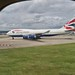 Heathrow. Taxiing for take off.-09