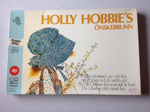 Holly Hobbie's önskebrunn
