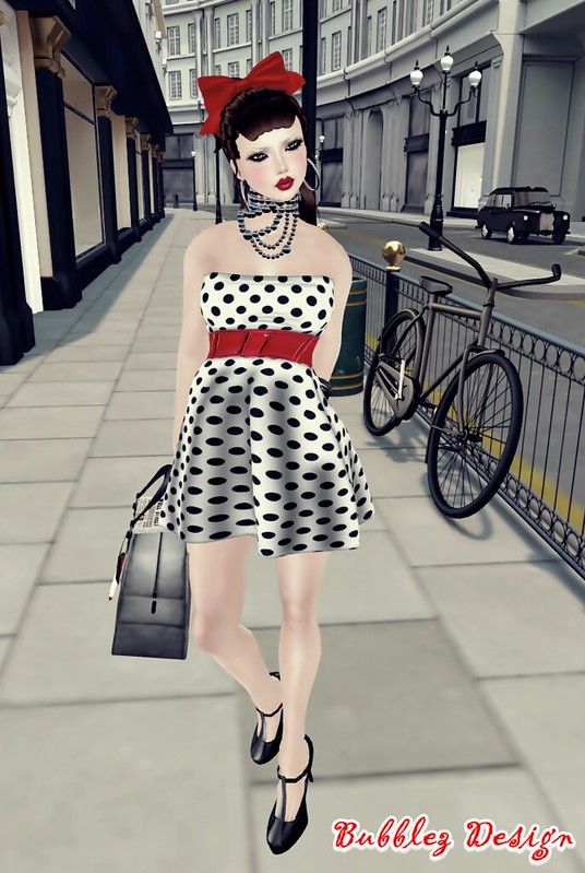 BB - Fefe Dress (mesh) 199L