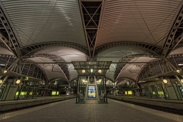 Leuven Trainstation
